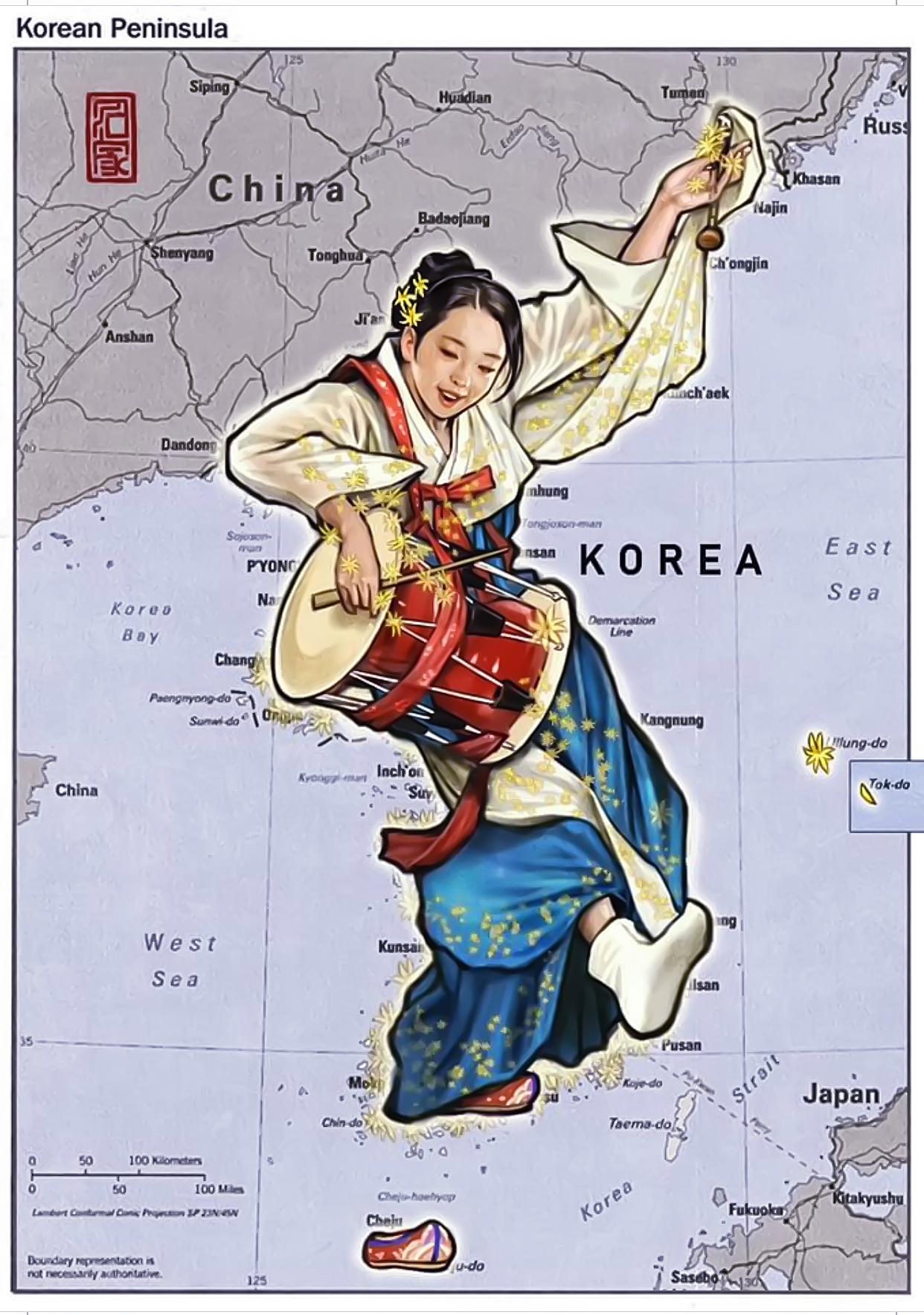 석정현 화백의 Art map